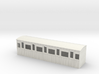009 colonial 5 compartment 3rd  coach 3d printed