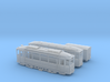 Hist. Straßenbahnzug Thüringer Waldbahn Spur H0  3d printed