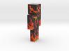 6cm | Darkus 3d printed