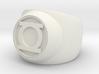 Green Lantern Ring- Size 7.5 3d printed