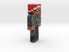 6cm | thegreenkacheek 3d printed