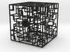 Twisted Symmetry 3d printed