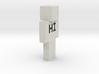 6cm | KCzASSASSIN 3d printed