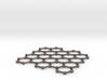 Graphene Lattice 3d printed