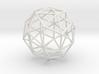 PentakisDodecahedron 70mm 3d printed