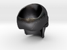 High Detail Skull Ring with Attitude (Men's or Wom 3d printed