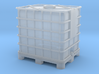 IBC Container  3d printed