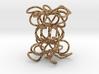 Knot Sculpture 3d printed