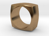 The Minimal Ring 3d printed