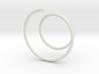 Glasscharm 3d printed