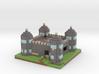 Castle Jet 3d printed