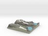 Terrafab generated model Wed Aug 13 2014 15:06:03  3d printed