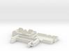 Raspberry Pi Case with Servo Pan/Tilt 3d printed