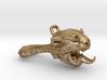 Jaguar artifact 3d printed