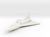 Convair F2Y 6mm 1/285 (Resting in water) 3d printed