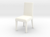 1:10 Scale Model - Chair 03 3d printed