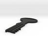"""""""Alcatraz Key"""" prop replica 3d printed"""