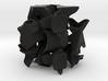 Flame Pyraminx 3d printed