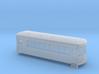 N gauge short trolley -  combine no1 3d printed