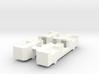Bugaboo BeePlus ExtensionBlocks 3d printed