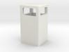 Mülleimer / dustbin (1/87) 3d printed