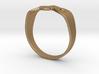 Cross ring US14 3d printed