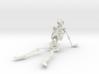 Skeleton stargazer 3d printed