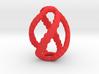 Egg Spiral (75mm high) 3d printed