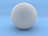 Golf Ball 3d printed