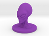 1 Inch Alien Profit Bust 3d printed