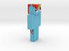 12cm | Fargou 3d printed