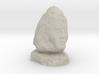 stone sculpture 3d printed