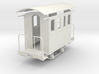1/35 4 wheel passenger car (4 window)  3d printed