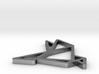 Pendant Origami Dove 3d printed