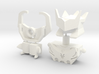 Mega Predator Upgrade Set 3d printed