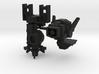 Zap-boom Upgrade Set 3d printed