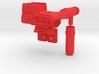 Communication Major Upgrade Set 3d printed