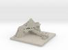 island pad 1 3d printed