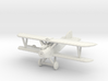 1/200th Albatros D.III 3d printed