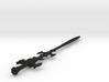 Medieval Sword 3d printed