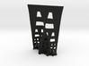 Developing terdragon curve 3d printed
