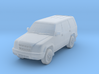 1:148 Isuzu Trooper 3d printed