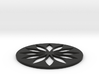 Hillbarn 2012   Crop Circle Geometry   Open Versio 3d printed