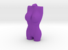 Sculpture Female Torso 6cm 2.4  3d printed