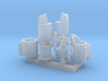 HOn30 Detail parts for 2-8-0 steam loco - A 3d printed