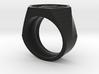 Graduate Ring Model Alt 3d printed