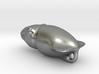 Squid Pendant Small 3d printed