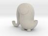 Morton the Elephant, medium size 3d printed