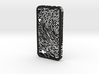 IPhone 4/4S - Finger print Case 3d printed