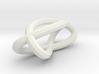 trefoilKnot Fused 3d printed
